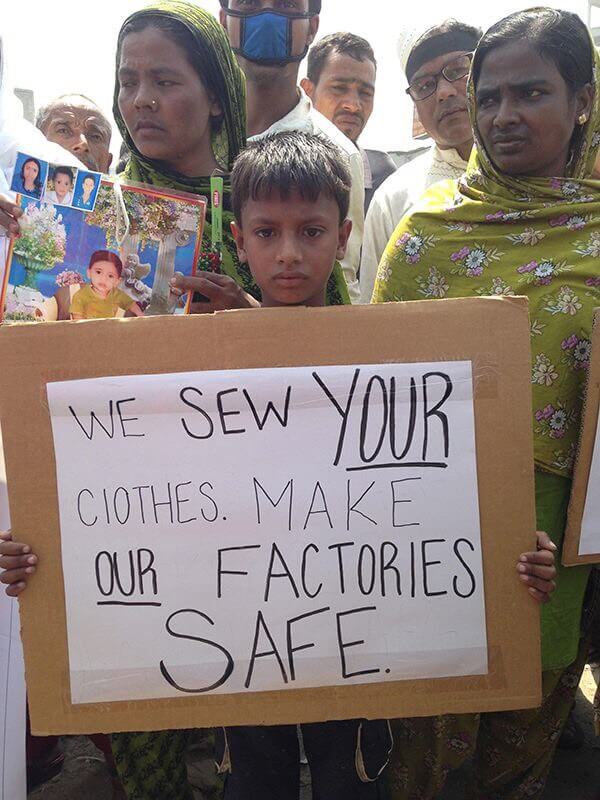 The Real Fashion Victims…
