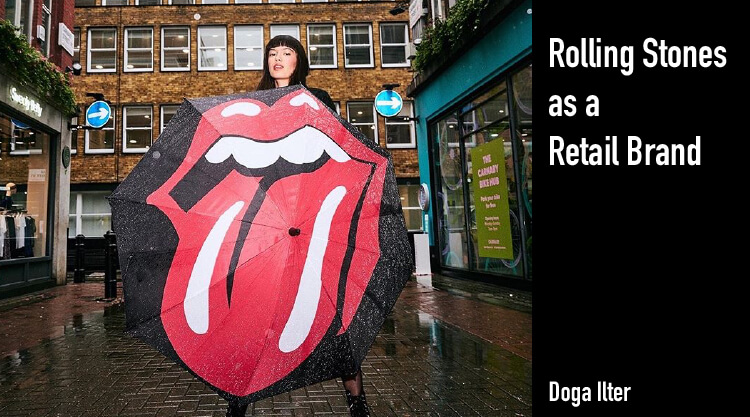 Rolling Stones as a Retail Brand